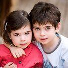 Sienna & Rocky by Carine  Boustany