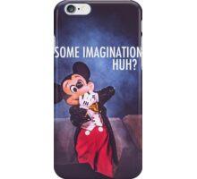 mickey in fantasmic. iPhone Case/Skin