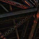 Bridge Work by CanvasMan