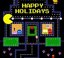 Arcade Holiday by Shawna Rowe