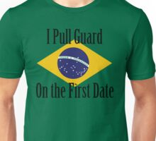 First Date BJJ (Black) Unisex T-Shirt
