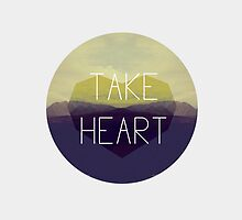 Take Heart by axelnotfair