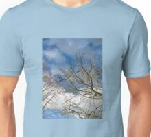 First Day Of Spring - Skyscape Unisex T-Shirt
