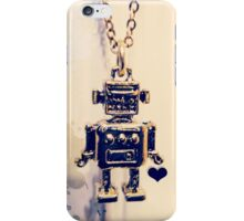 Mr. Roboto iPhone Case/Skin