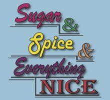 Sugar & Spice Kids Tee
