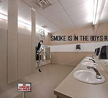 Smoke Is In The Boys Room by smokemkx