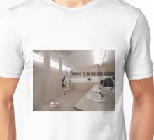 Smoke Is In The Boys Room Unisex T-Shirt