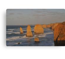 Dawn at the Twelve Apostles Canvas Print