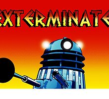 Dalek Extermination! by Chris Singley