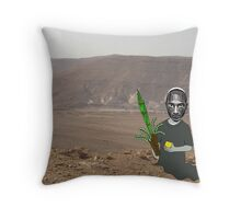 Desert simcha Throw Pillow