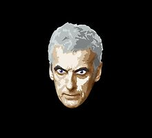 Doctor Who #12 Peter Capaldi by Chris Singley