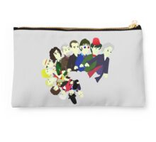 The 13 Puppet Doctors Studio Pouch
