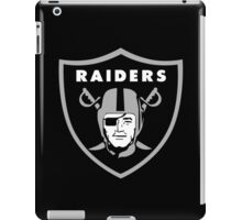 Ice Cube Raiders iPad Case/Skin