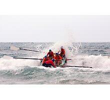 Lorne SLSC surf carnival Feb 2009 (30) Photographic Print