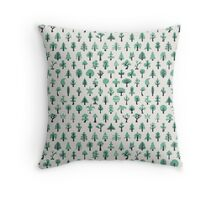 For the Trees Throw Pillow