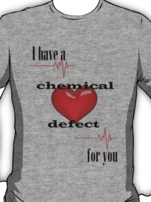 Chemical Defect (two) T-Shirt