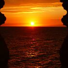 Sunset #3 Negril Jamaica Jan 25/09 by Linda Bianic