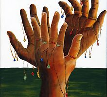 Hands by Barco