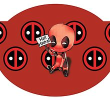 Hail Hydra! Deadpool by zerojigoku