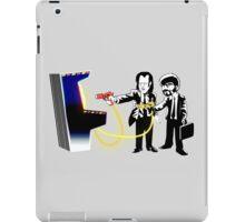 Pulp Fiction Banksy iPad Case/Skin
