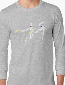 Pulp Fiction Banksy Long Sleeve T-Shirt