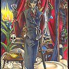 The Ringmaster by CarnelianKey