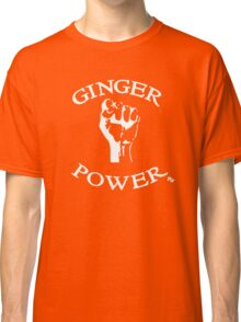 Ginger Power! Classic T-Shirt