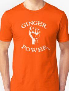 Ginger Power! Unisex T-Shirt