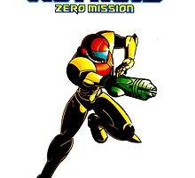 Metroid: Zero Mission by F1Valkyrie