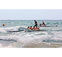 Lorne SLSC surf carnival Feb 2009 (38) Photographic Print