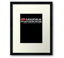 Morpheus Pharmaceuticals Framed Print
