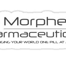 Morpheus Pharmaceuticals Sticker