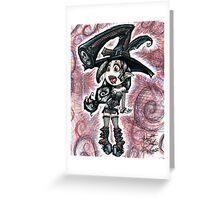 Chibi Kaboom Greeting Card