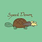Speed Demon by zerojigoku