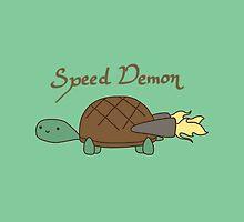 Speed Demon by zerojigoku