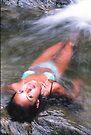 Rebecca - Huntington River by Stephen Beattie