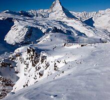 Matterhorn Paradise by S T