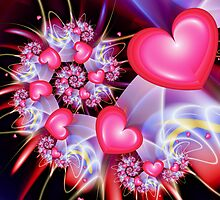 My Hearts for St. Valentine by Michael Jeffries