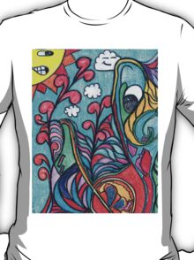 The Bird of Many Colors T-Shirt