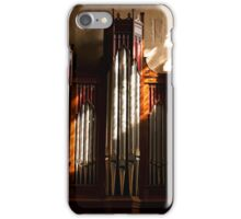 Organ Pipes iPhone Case/Skin