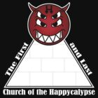 New and Improved Church Logo V1 by happycalypse