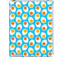 Boiled eggs iPad Case/Skin