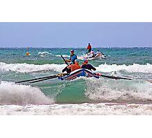 Lorne SLSC surf carnival Feb 2009 (43) Photographic Print