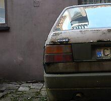 Forgotten Fiat by Miras
