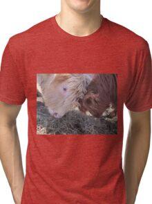 Rhett and Emgie  12 February 2015 Tri-blend T-Shirt