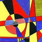 'Geometry Made Interesting' : £85 by Patricia Welsh