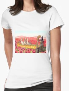 Wizard of Oz Womens Fitted T-Shirt