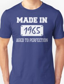 1965 Aged To Perfection T-Shirt