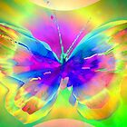"""Butterfly 1 (from """"Butterflies"""" collection) by EvaMarIza"""