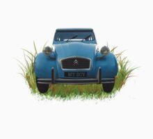 My 2CV by Sonja Zalar